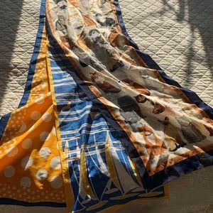 Set of 3 vintage scarves